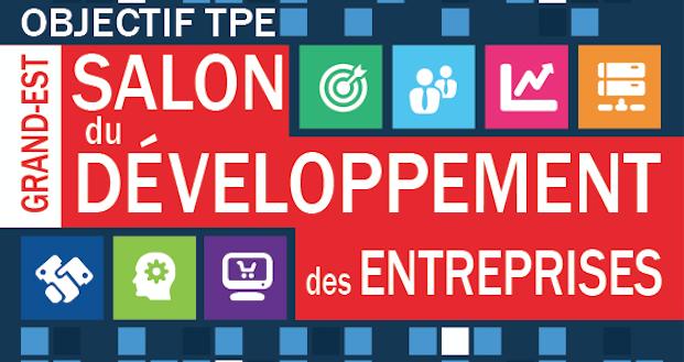 CINOV GRAND-EST présent au Salon du développement Objectif TPE à Nancy